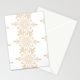 French-American pattern Stationery Cards