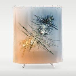 Gottesanbeterin Shower Curtain