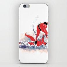SLAM! iPhone & iPod Skin