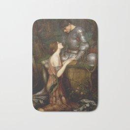 John William Waterhouse - Lamia Bath Mat