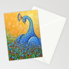 Peacock ... Showing Off Stationery Cards