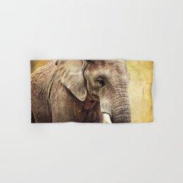Elephant 4 Hand & Bath Towel