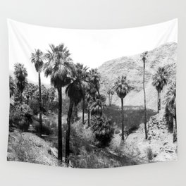 Palm Canyon near Palm Springs c.1901 Wall Tapestry