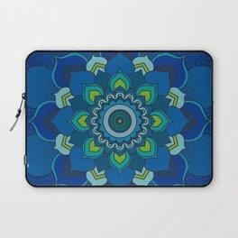 Sea Mandala Laptop Sleeve