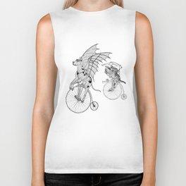 Steam Punk Pets Biker Tank