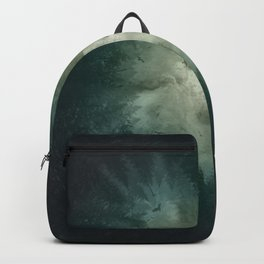 forest wolf Backpack