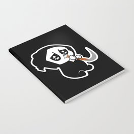 Baby Grim Notebook
