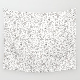 Cat Party Wall Tapestry