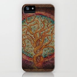 The Great Tree iPhone Case