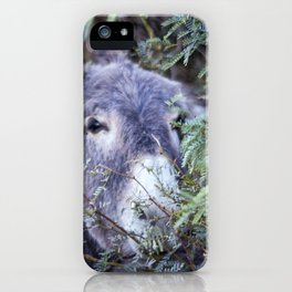 Having Lunch In The Trees iPhone Case