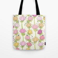 Lotsa Lotus Love Tote Bag