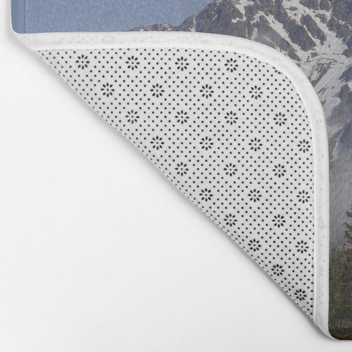 Seward Mountain Fog Bath Mat