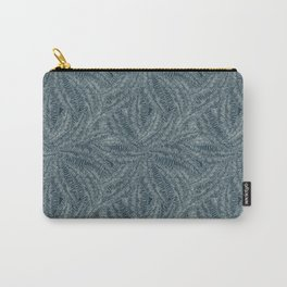 Spiral Leaves Pattern Carry-All Pouch