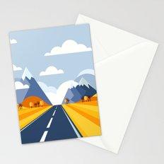 Landscape & Peaks XXV Stationery Cards