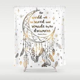Dreamcatcher Shower Curtains
