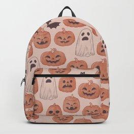 Spooky Pumpkin Patch Backpack