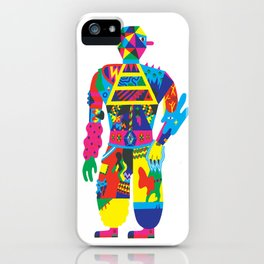 The Raver iPhone Case