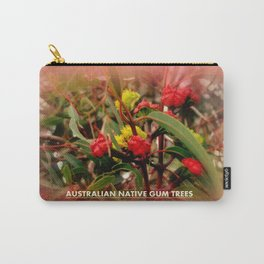 Australian Native Gum Trees Carry-All Pouch