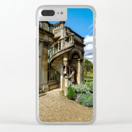 Stairs. Clear iPhone Case