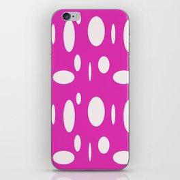 Pink Polka Dot iPhone Skin