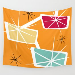 Retro Color 05 Wall Tapestry