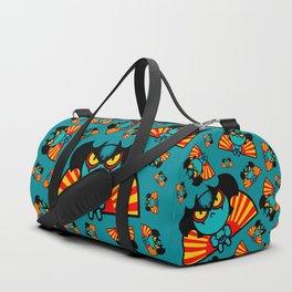 ChibiDebiruman Duffle Bag