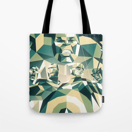 A Team Tote Bag