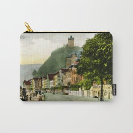 1900 Cochem Mosel Moselle Carry-All Pouch