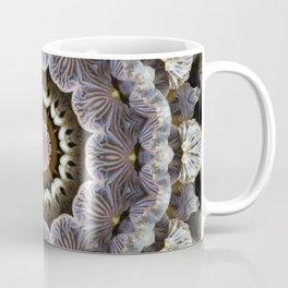 Mushroom mandala 4 Coffee Mug