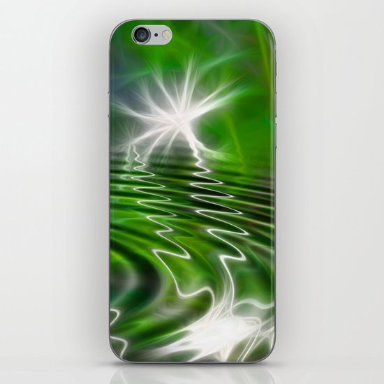 Ripples iPhone & iPod Skin