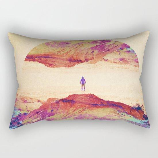 Altered Mind Rectangular Pillow