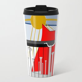 Function and Meaning Travel Mug