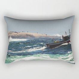 Cresting the Wave Rectangular Pillow