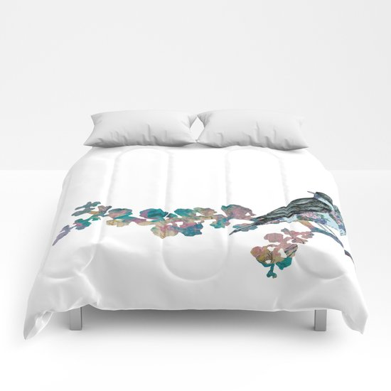 Branching Out.  Comforters