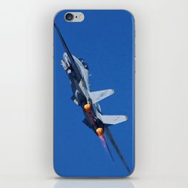 F14 -VF 101 - 'Into the Wild Blue' iPhone Skin