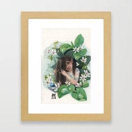 Nei Fiori Framed Art Print