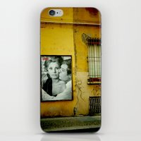 italy iPhone & iPod Skins featuring italy by sustici
