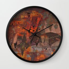 Guess what! Wall Clock