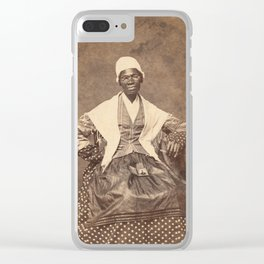 Sojourner Truth Vintage Photo, 1863 Clear iPhone Case