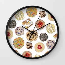 Cookie Heaven Wall Clock