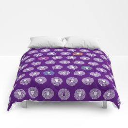 Yarn Ball Sheep Comforters