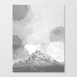 Rosie's mountain Canvas Print