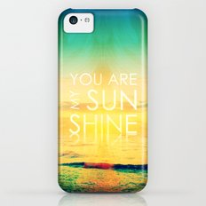 you are my sunshine - for iphone Slim Case iPhone 5c