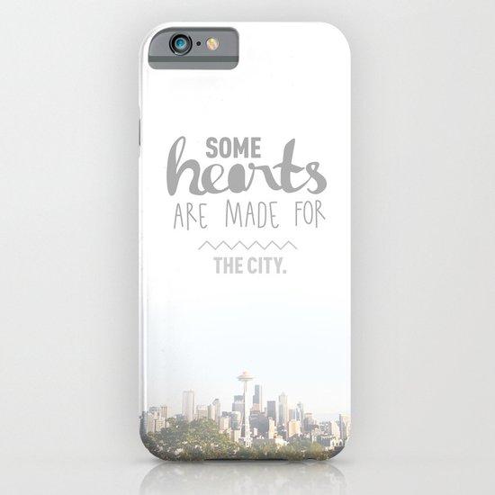 Seattle  iPhone & iPod Case