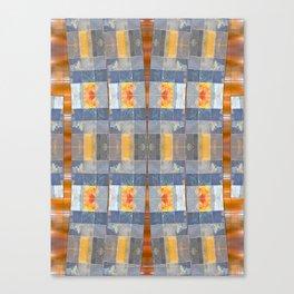 Clean Slate (Going Down) Canvas Print