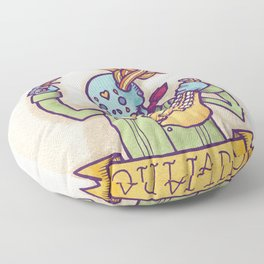 Quijada Floor Pillow