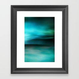 Flowing 2 Framed Art Print