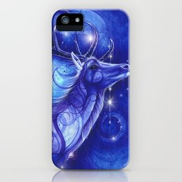 Horned God iPhone Case