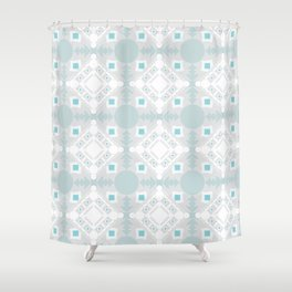 East West Shower Curtain
