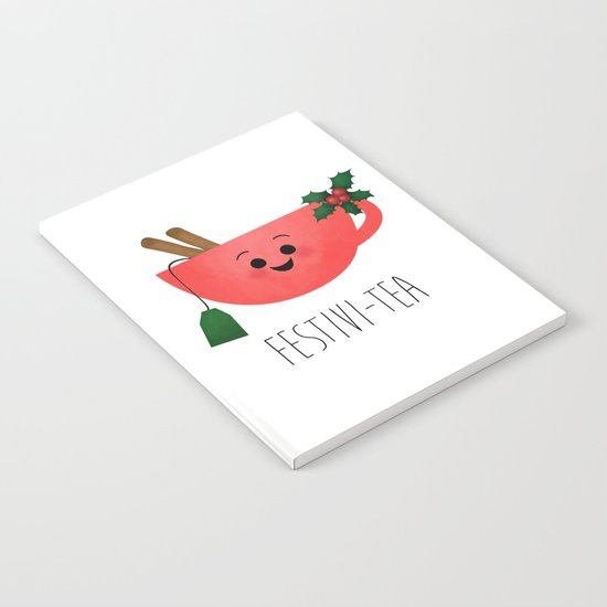 Festivi-tea Notebook